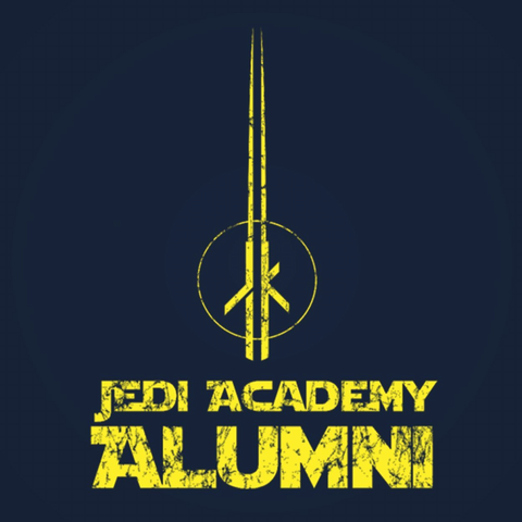 Jedi Alumni T-Shirt - Rising Star Leggings