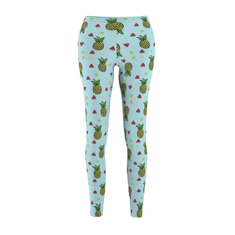 Be Sporty Pineapple Leggings - Rising Star Leggings