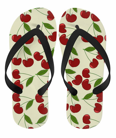 Cherry Flip-Flops - Rising Star Leggings