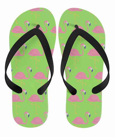 Flamingo Flip-Flops - Rising Star Leggings