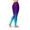Be Fit Deep Sea Triangles - Rising Star Leggings