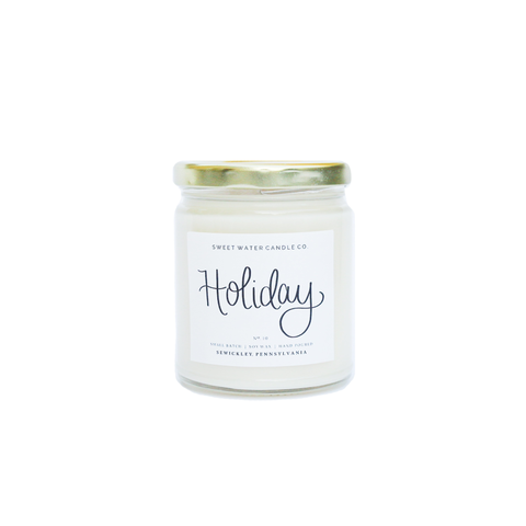 Holiday Soy Candle - Rising Star Leggings
