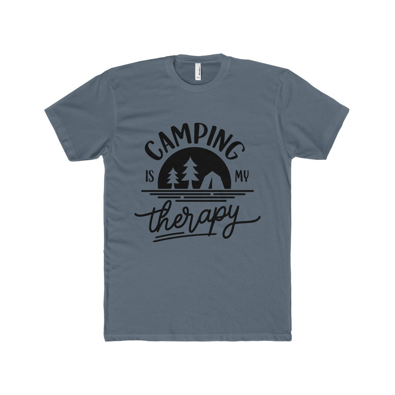 Camping is my Therapy T-Shirt - Rising Star Leggings