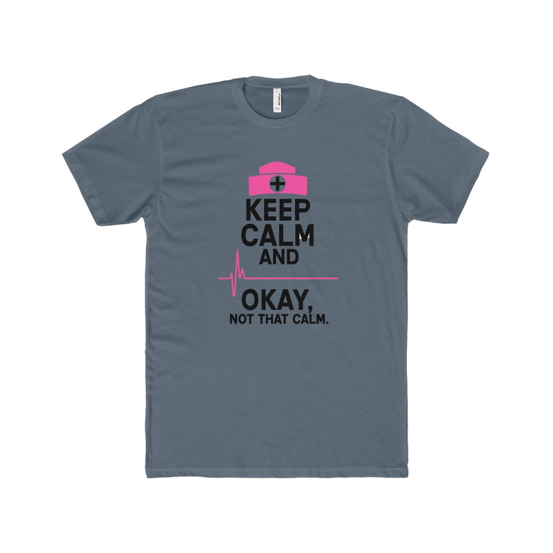 Keep Calm Nurses T-Shirt - Rising Star Leggings
