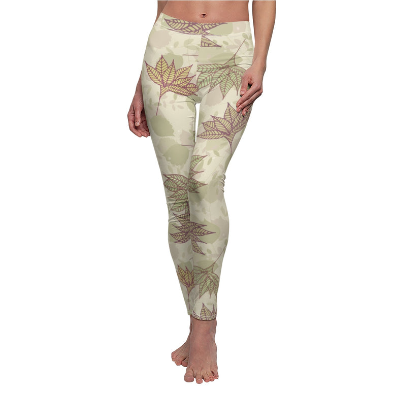 Fall Leaves Leggings - Rising Star Leggings