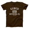 Genco Olive Oil Importing Co T-Shirt - Rising Star Leggings