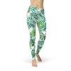 Be Comfy Palm Leaf Leggings - Rising Star Leggings