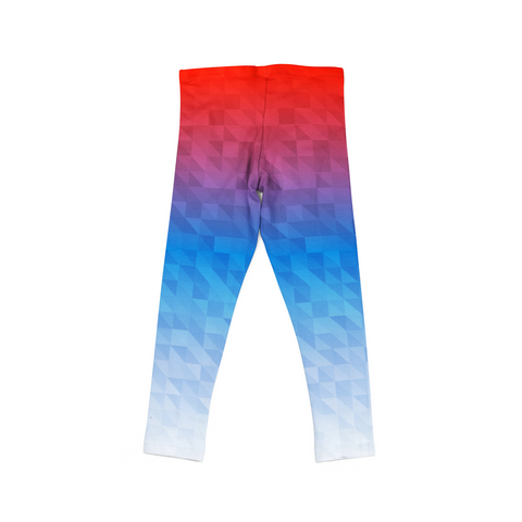 Annie Youth Mixed Triangles - Rising Star Leggings