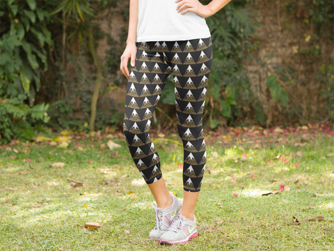 Custom OMS Leggings - Rising Star Leggings