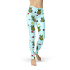 Be Comfy Pineapple Leggings - Rising Star Leggings