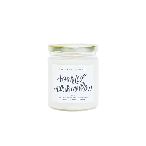 Toasted Marshmallow Soy Candle - Rising Star Leggings