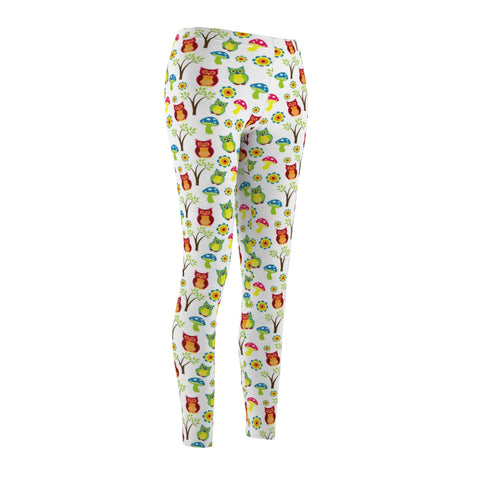 Be Sporty Cute Owl Leggings - Rising Star Leggings