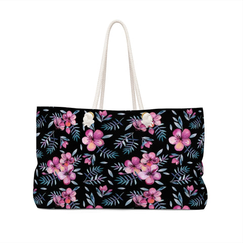 Night Flowers Weekender Bag - Rising Star Leggings