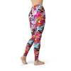 Be Fit Tattoo Skulls - Rising Star Leggings
