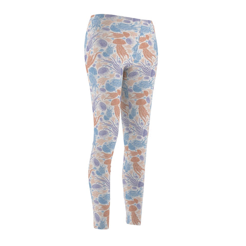Be Sporty Jellyfish Leggings - Rising Star Leggings