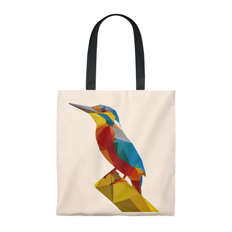 Kingfisher Tote Bag - Rising Star Leggings