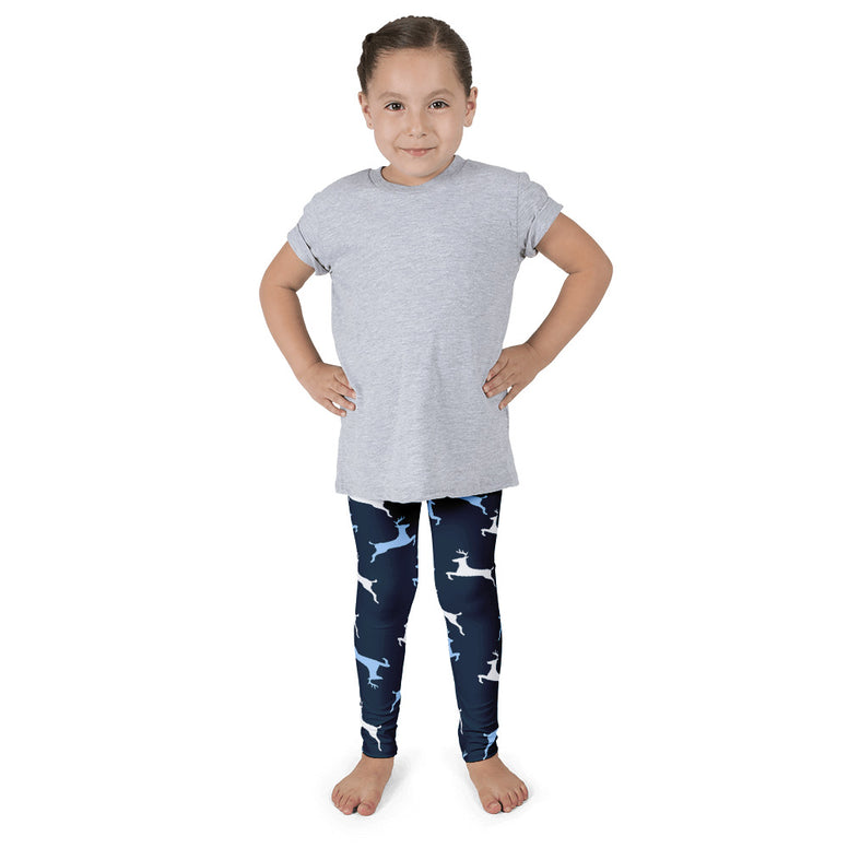 Deer Kid's leggings - Rising Star Leggings