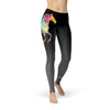 Rainbow Horse Leggings - Rising Star Leggings