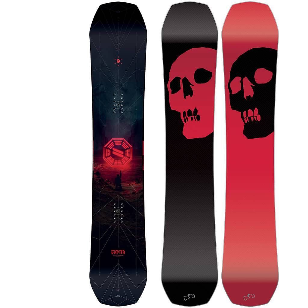 DEMO The Black Snowboard Of Death 2019/20