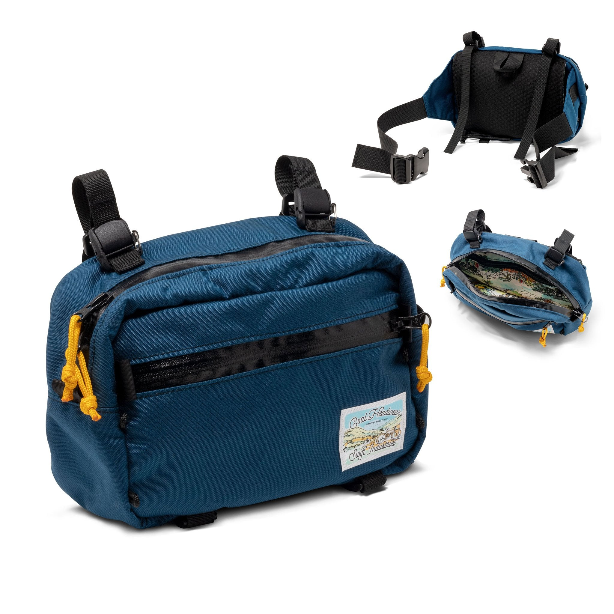 The Headlands Elwha Pack - Navy