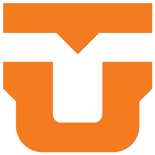 Union U Orange Diecut