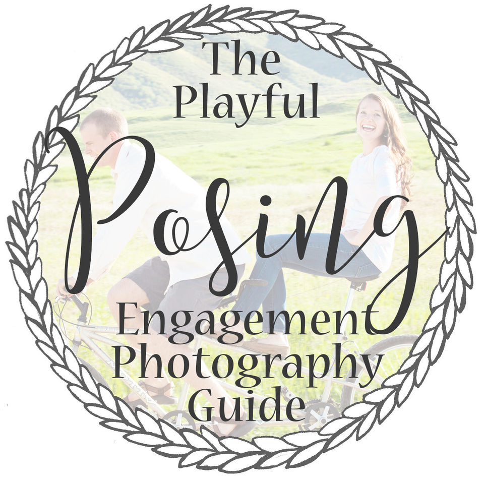 Playful Engagement Photography Posing Guide