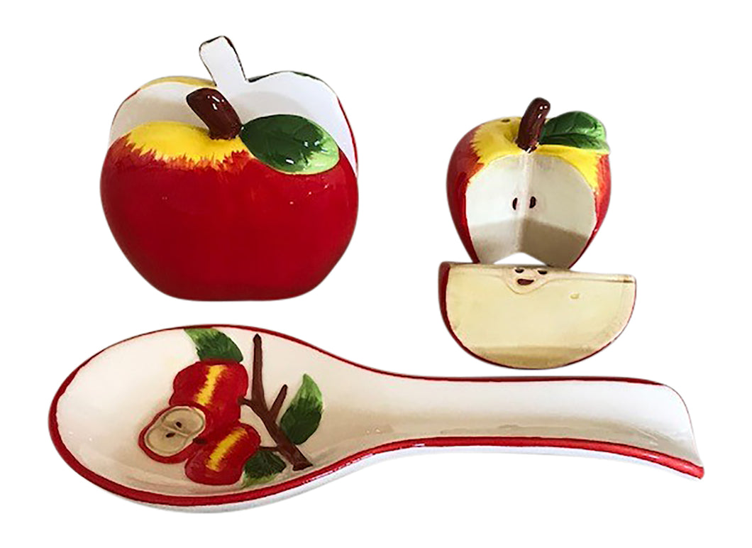 Apple Kitchen Decor Collection – Chubby Chef Kitchen