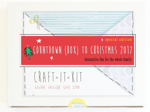 Christmas Countdown Kit