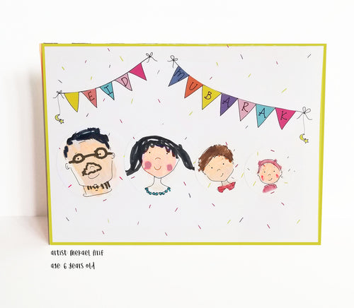 Craft your own Eid Card