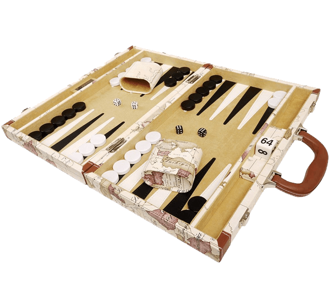 American Wholesaler Backgammon