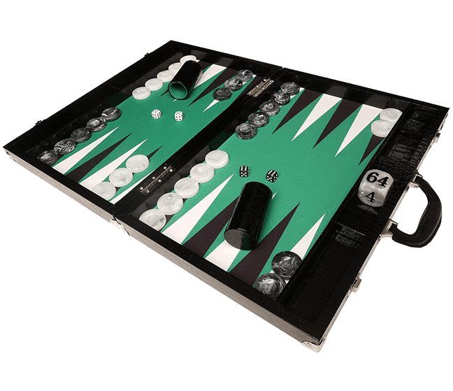 Set di backgammon del torneo di Wycliffe Brothers