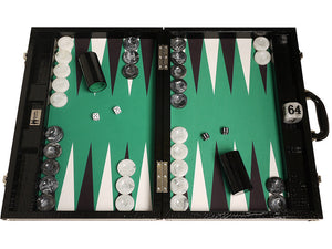 Wycliffe Brothers Toernooi Backgammon Set 21