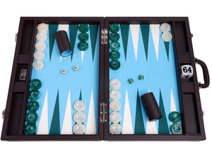 Ensemble de backgammon de tournoi 21