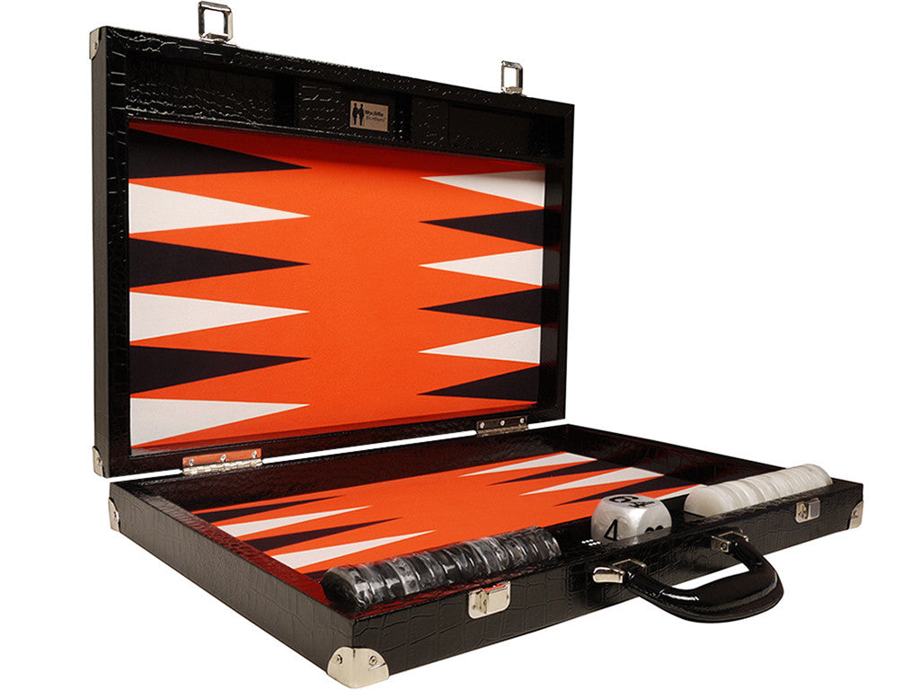 Backgammon Set - Attache Case