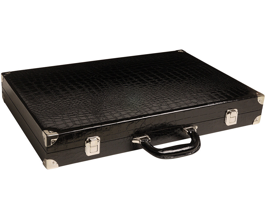 Backgammon Set - Attache Case - Exterior image
