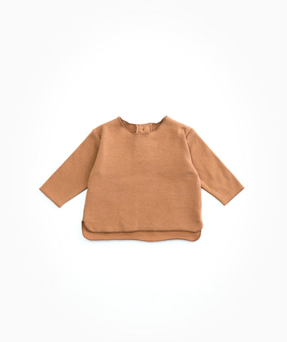 Jersey Stitch Organic Cotton T-Shirt