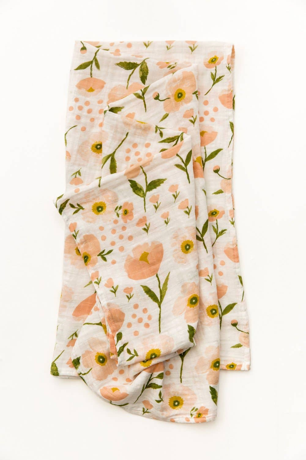 Clementine Kids - Blush Bloom Swaddle