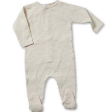 Pointelle Onesie with Back Closure