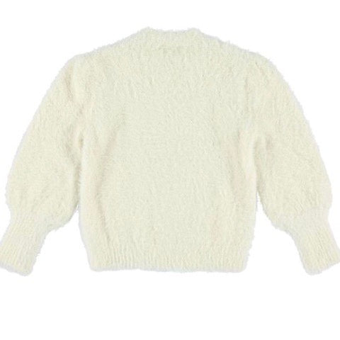 Kind Feather Cotton Girls Pullover