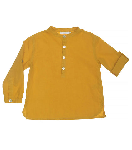 Ocre Long Sleeve Top