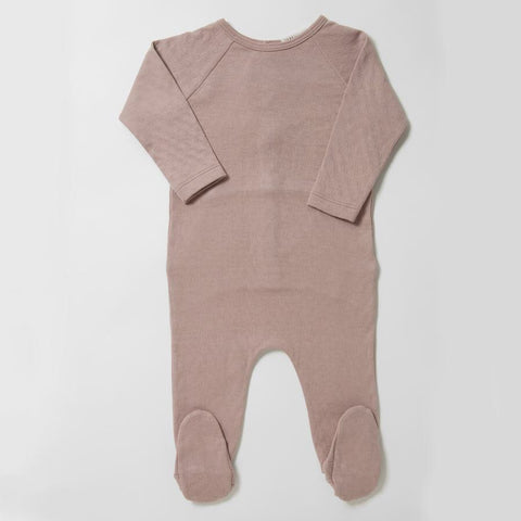 Onesie with Back Closure
