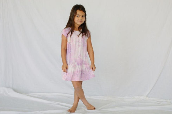 Katherine Dress, Blooming lilac