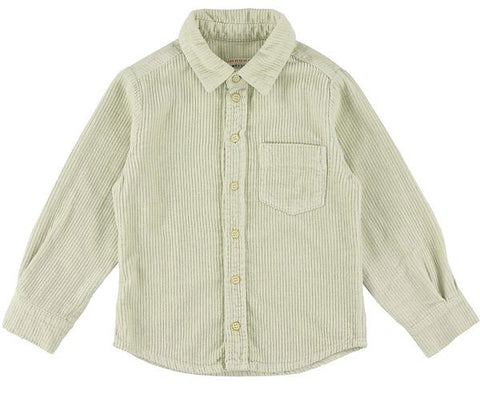 Benjamin Light Corduroy Shirt - Tipi