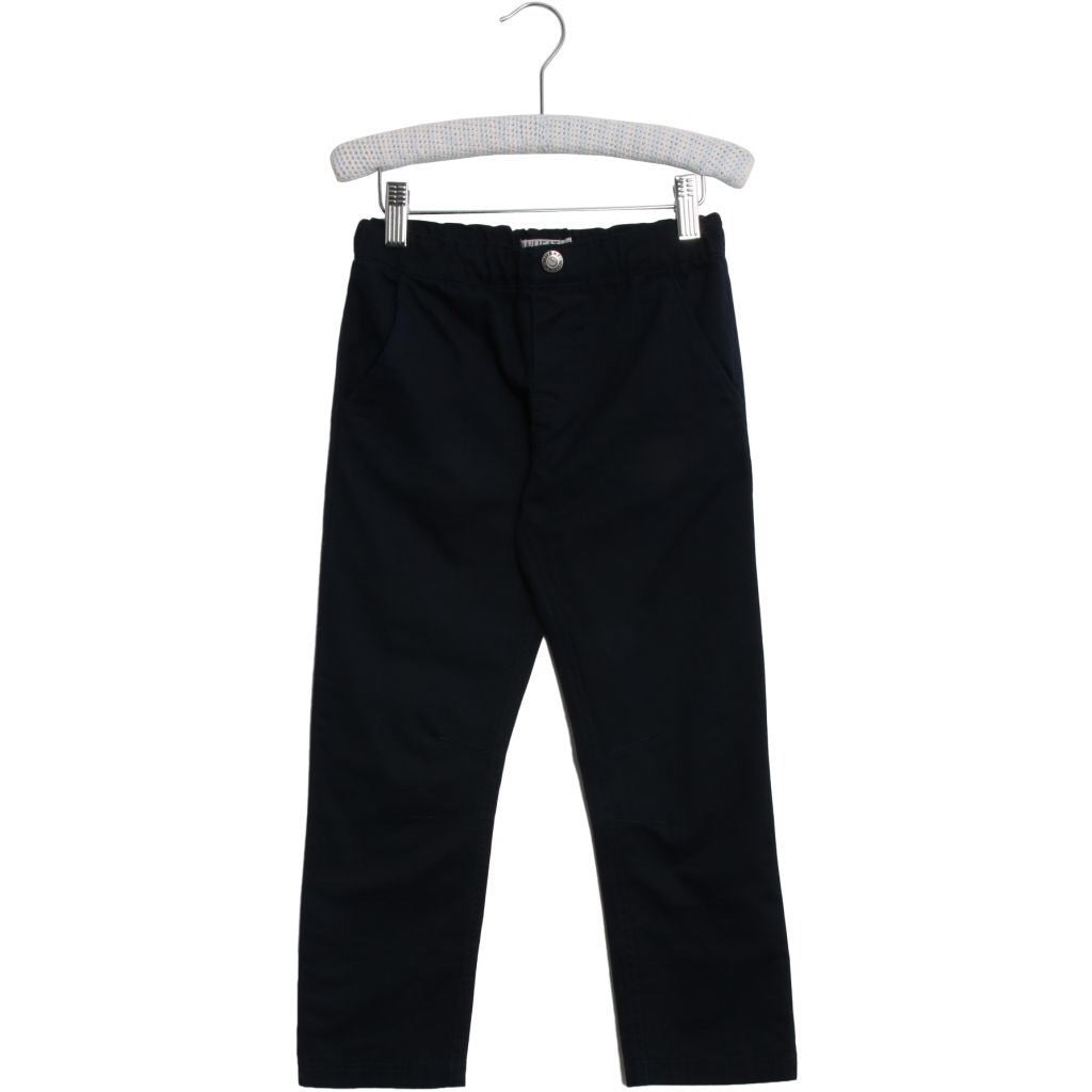 Trousers Slim Orla-Navy
