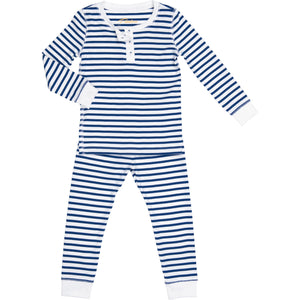 Nautical Stripes Pajama Set