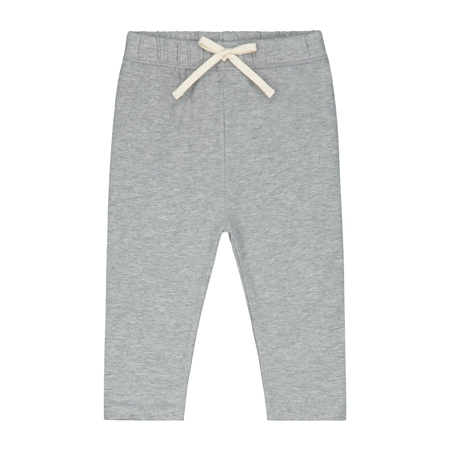 Baby Leggings-Grey Melange