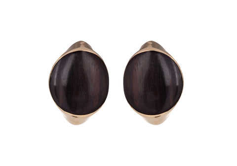 nagicia ebony earrings