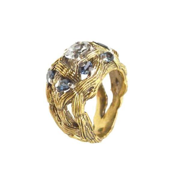 Ocean Fantasy Ring-nagicia-jewelry-handcrafted-in-bali