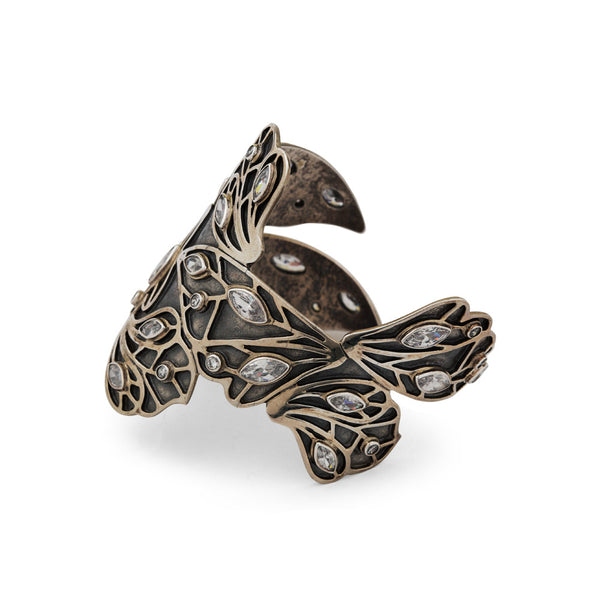 nagicia jewelry wings cuff bracelet