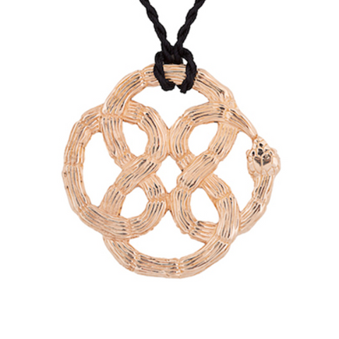 Infinity Knot Chain Necklace